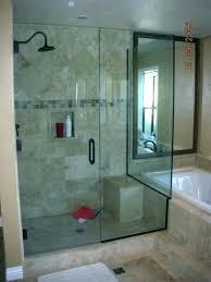 rain x shower door cleaner on glass post doors slidin