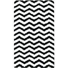 blue striped area rug chevron black rugs bath and white d