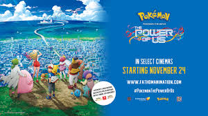 Win Tickets to a Screening of 'Pokémon the Movie: The Power of Us'