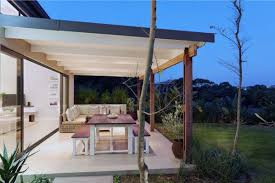apply the patio roof to get the elegant