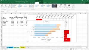 How To Create Gantt Chart In Excel 2016 Create Gantt Charts