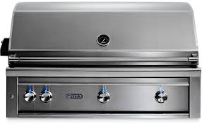 lynx professional grill series l42trng front view