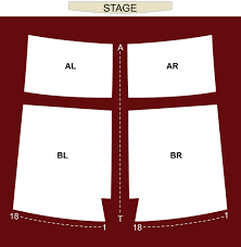 Brown Theater Seating Chart Gordie Brown Theater Las Vegas Nv Seating Chart Stage