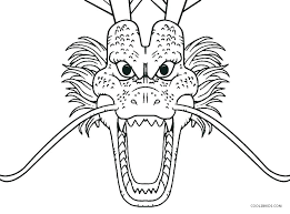 dragon ball z coloring pages to print dragon ball z coloring pages to print free coloring