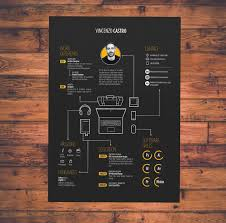 Infographic Resume Templates 13 Examples To Download Use Now ...