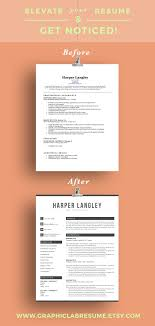 Modern Resume Sheet Templates This Modern Resume Template For Word Helps You Get Noticed 1 Page