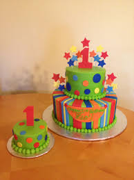 Birthday Cake For 1 Year Old Boy Healthy 1st Uk Baby Girl Cakes