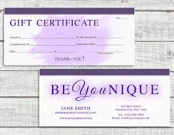 Younique Gift Certificate Template Younique Gift Certificate Template Koziy Thelinebreaker Co
