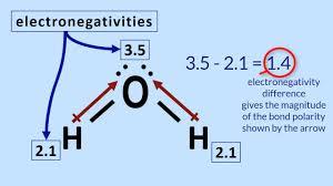 Polar Molecules Tutorial How To Determine Polarity In A Molecule