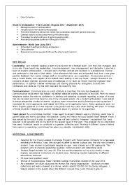 Cv For Part Time Job Nadeem Cv Part Time Jobs