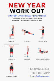 jumpstart your 2016 see 48 workout moves in one gif