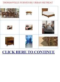 urban retreat furniture. thomasville furniture urban retreat o