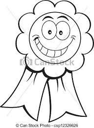 Award Clipart Black And White 16 344 X 470 Free Clip Art Stock