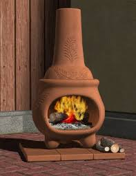 large clay chiminea outdoor fireplace popular interior paint colors check more at
