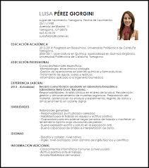 Curriculum Vitae Impressive Cv Es Unique Modelos De Currculum Vitae Para Encontrar Trabajo