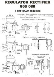 rectifier wiring diagram rotax rectifier 886 080 wiring diagram