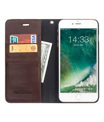 iphone 7 7 plus western leather wallet case by qialino
