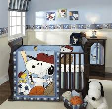 baseball nursery bedding sets snoopy baseball nursery set baseball baby bedding crib sets