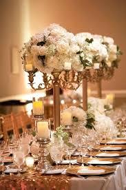 wedding chandelier centerpieces candelabra fl centerpieces