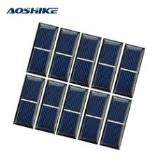 BOGUANG 18V 100w Monocrystalline silicon cell solar panel ...