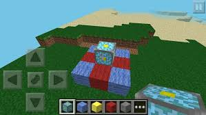 Nether Core Reactor Pattern Mesmerizing How To Make A Nether Portal In Minecraft Pocket Edition 48 Steps
