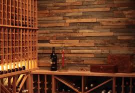 canada wine cellar backsplash made from reclaimed wine barrel barrel wine cellar designs