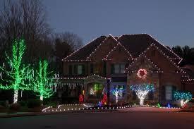 christmas lighting ideas. The Best 40 Outdoor Christmas Lighting Ideas That Will Leave You Breathless C