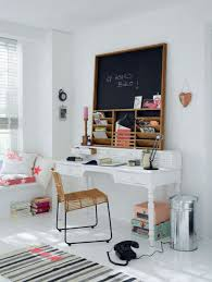 elegant design home office. Office:Elegant White Scandinavian Home Office Design Idea With Blackboard Decorating A Perfect Elegant