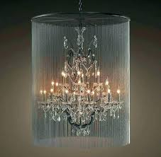 chandelier with long chain extra for large size of cord cover