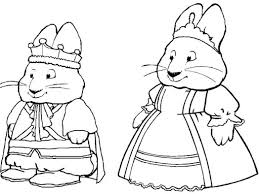 Coloriage Max Ruby Prince Princesse 503508 Coloring Pages For