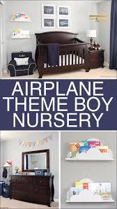 airplane bedroom themes. Plain Themes Airplane Boy Nursery Inside Airplane Bedroom Themes N