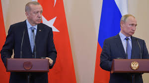 Testing times for Erdogan and Putin