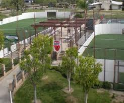 arena soccer parks s soccer facility in california gets tigerturf