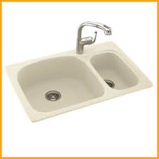 marvelous swan drop in undermount composite hole double bowl pic of kitchen sink inspiration and trends