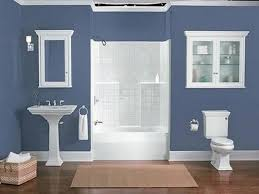 Choosing Bathroom Paint Colors For Walls And Cabinets  Color Bathroom Paint Colors