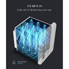 Máy tiệt trùng sấy khô bằng tia UV - Haenim - Thế hệ 4 Plus - Hàn Quốc  chính hãng 8,100,000đ