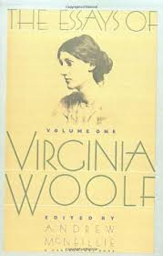 com the essays of virginia woolf vol  com 001 the essays of virginia woolf vol 1 1904 1912 9780156290548 virginia woolf andrew mcneillie books