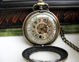 black engravable pocket watch mechanical 17 jewel pocket premium victorian engravable bronze mechanical pocket watch includes watch chain groomsmen men steampunk