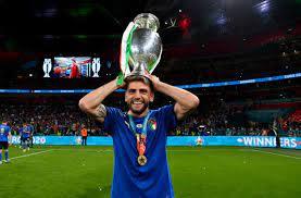 "UEFA EURO 2020 on Twitter: ""🇮🇹 Federico Chiesa, Ciro Immobile, Manuel  Locatelli & Domenico Berardi 🏆 #EURO2020"