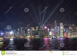What Time Is The Light Show In Hong Kong Nice Victoria Harbor Daily Light Show In Hongkong Night