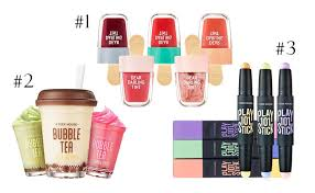 limited edition summer favourites from korean brand etude house