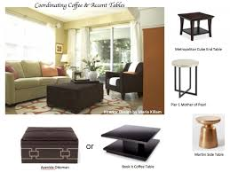 Coffee Table End Tables How To Coordinate Coffee Accent Tables Like A Designer Maria