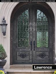 double front doorsdouble entry doors exterior doors  Monaco Doors