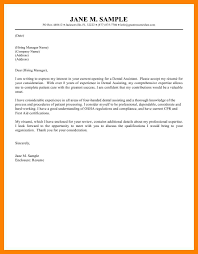 100 Resume Cover Letter Nursing Cover Letter Dental Nursing