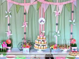 decoration for birthday party at home ation first birthday party