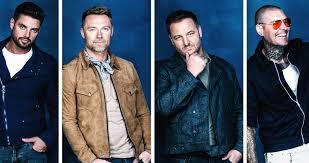 Boyzone Announce Farewell Album And 25th Anniversary Tour