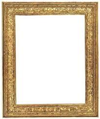 gold frame border square. Cassetta Frame Gold Border Square O