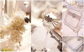 Winter Wedding Decor Winter Weddings Event Pros La Blog