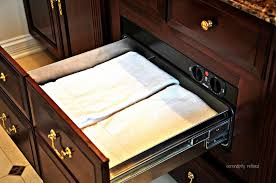 Bath Towel Warming Drawer