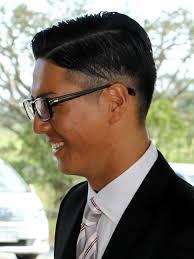 石川 遼いしかわ りょう髪型 ツーブロック2ブロックの男性